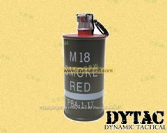 DYTAC Dummy M18 Decoration Smoke Grenade (Red)